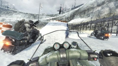 Modern Warfare 3 March map pack preview