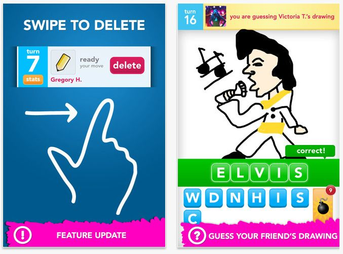 Draw Something Rules Apple App Charts