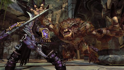 Darksiders 2' unlocks from first game
