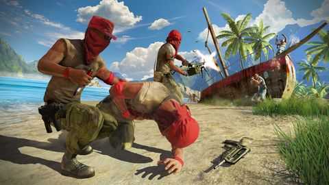 Far Cry 3' multiplayer beta this summer