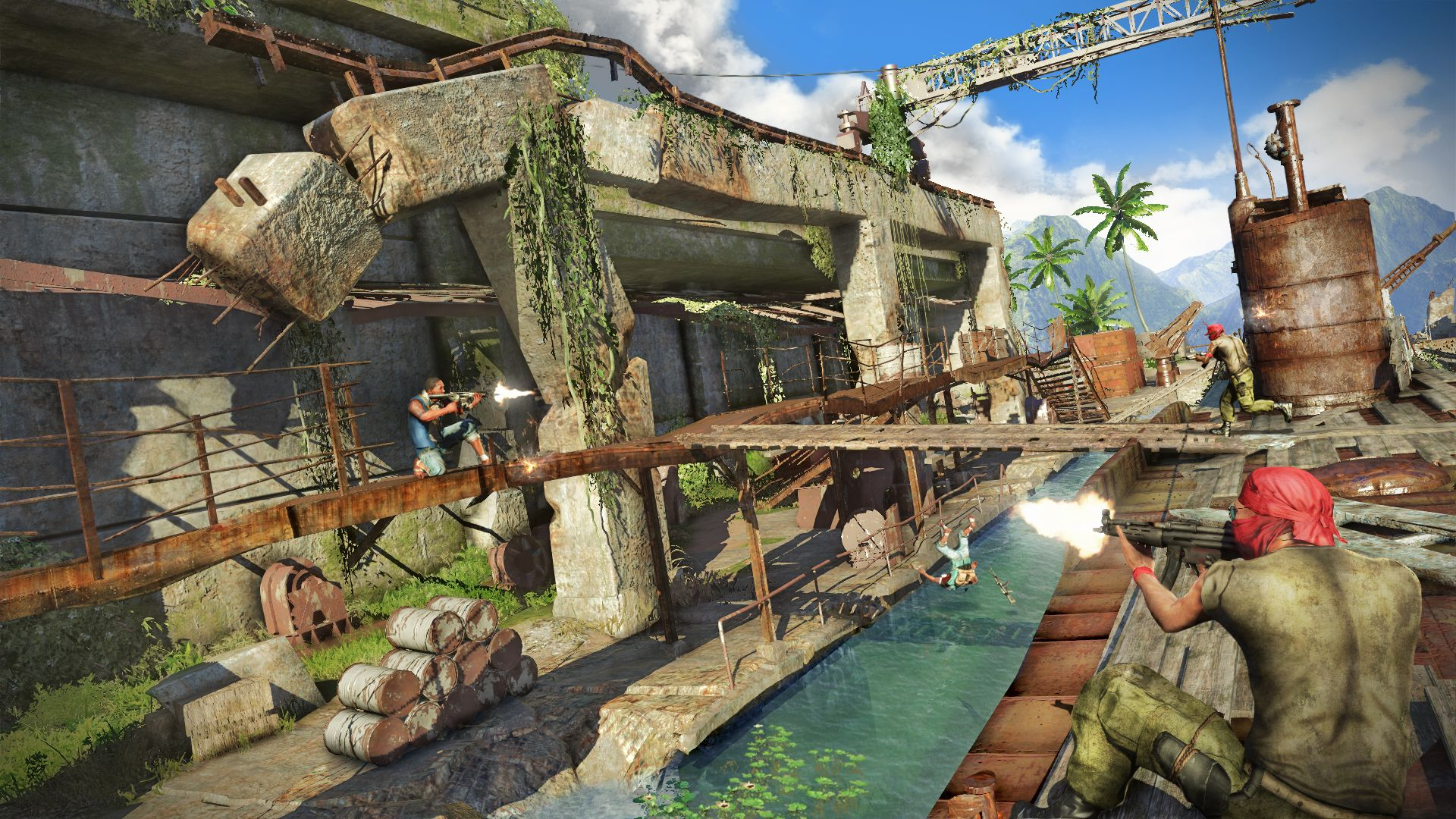 Far Cry 3 Multiplayer Preview