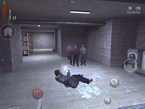 Max Payne Launches On Ios Devices
