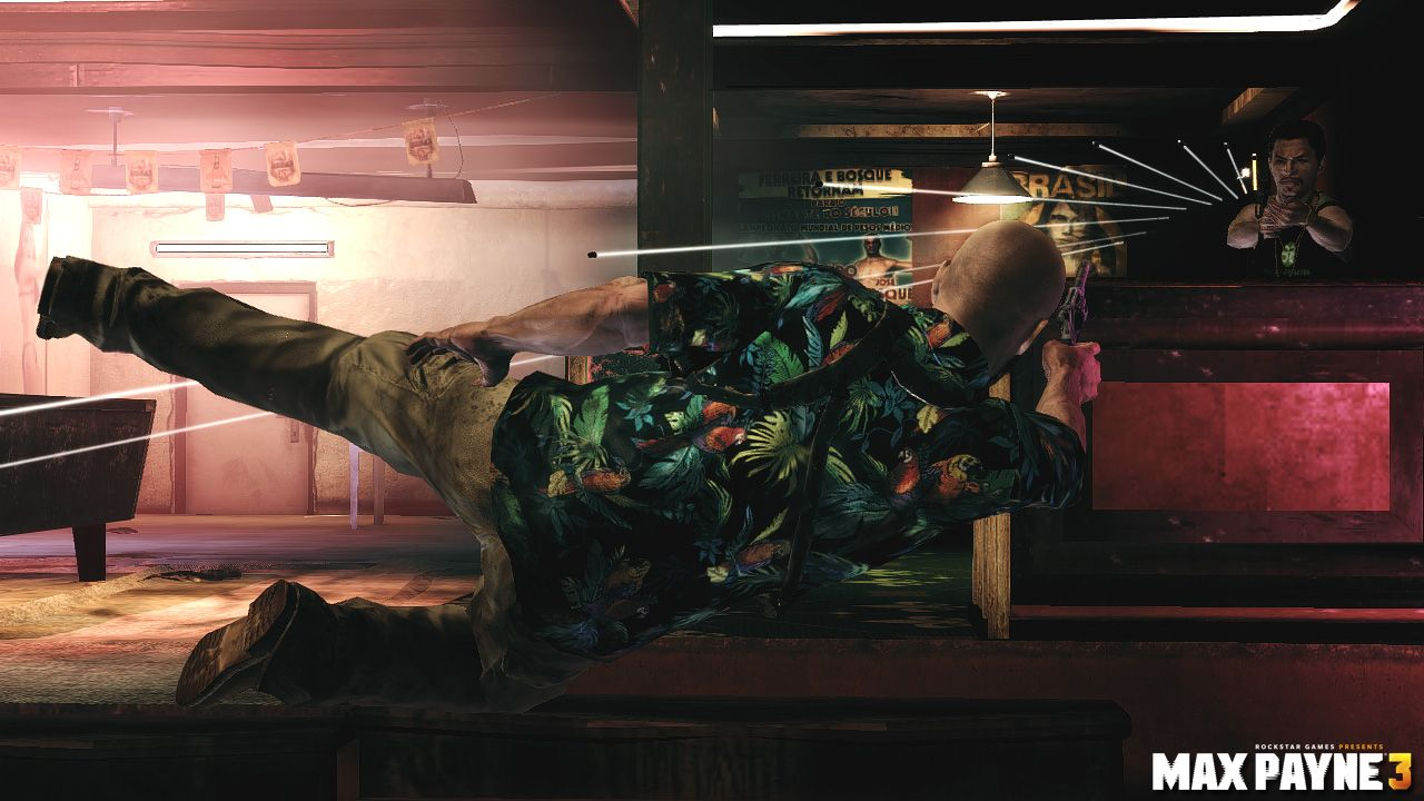 Max Payne 3 To Use Two Discs On Xbox 360