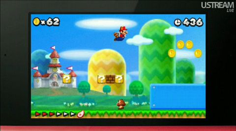 New Super Mario Bros 2 For 3ds Gallery