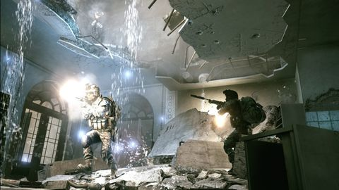 PSN Update: Battlefield 3: Close Quarters