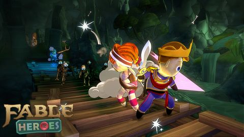 Fable Heroes' review (Xbox Live)