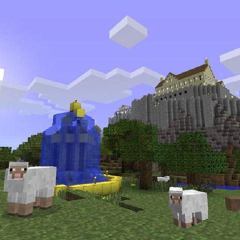 Minecraft Breaks Xbla Sales Records