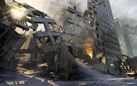Black Ops 2': Nuketown map to return on