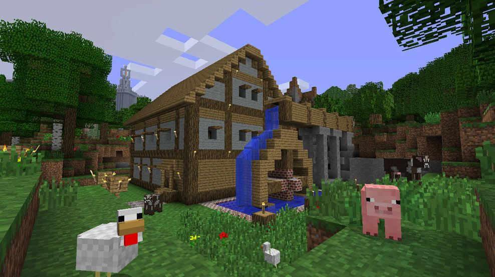 Minecraft update adds stained glass and more