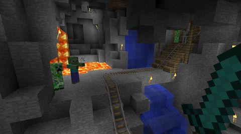 Minecraft Xbox 360 January update