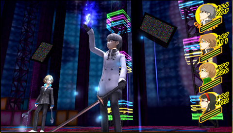 Persona 4: Golden' new features trailer