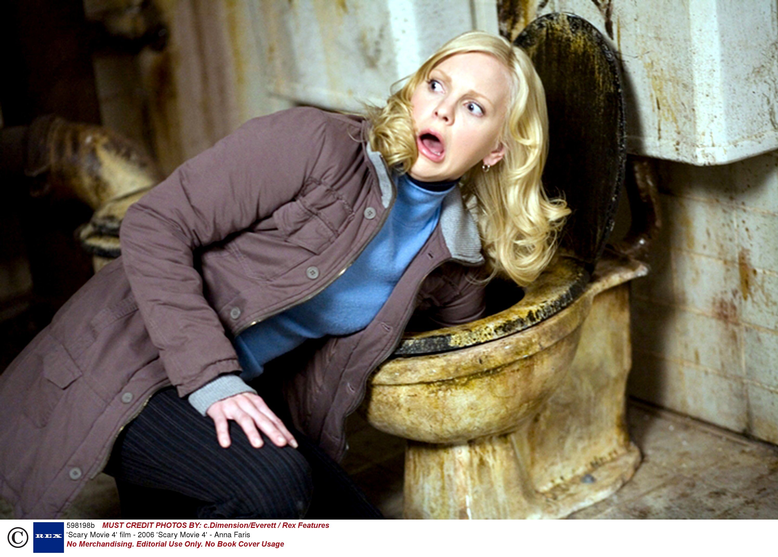 Anna Faris Won T Be In Scary Movie 5
