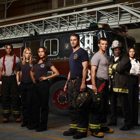 Chicago Fire Boss Explains Heartbreaking Season 8 Premiere Twist