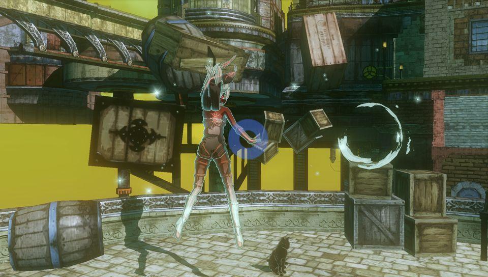 PSN Update: 'Gravity Rush', Babel Rising