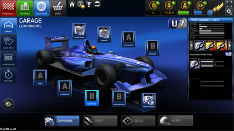 F1 Online: The Game' interview