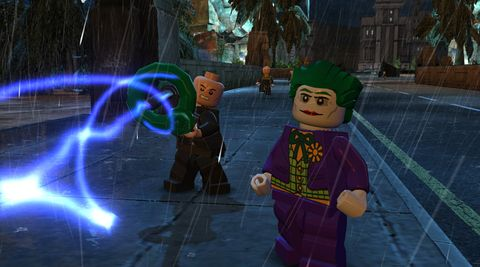 Lego Batman 2 Dc Super Heroes Review