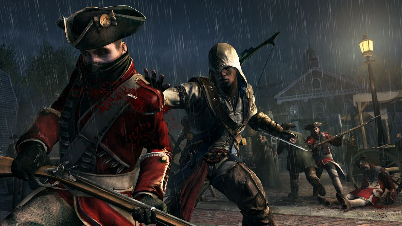 Assassin's Creed 3' lead talks next-gen