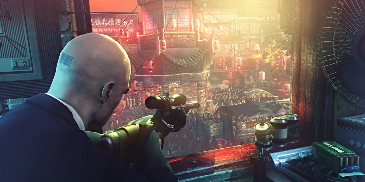 hitman absolution ps4 review