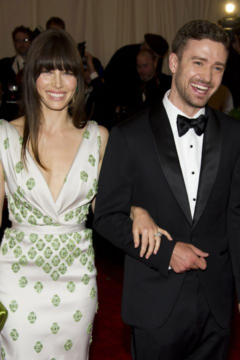 who did justin timberlake marry