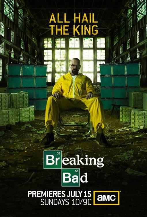 Breaking Bad Huge Promo Poster