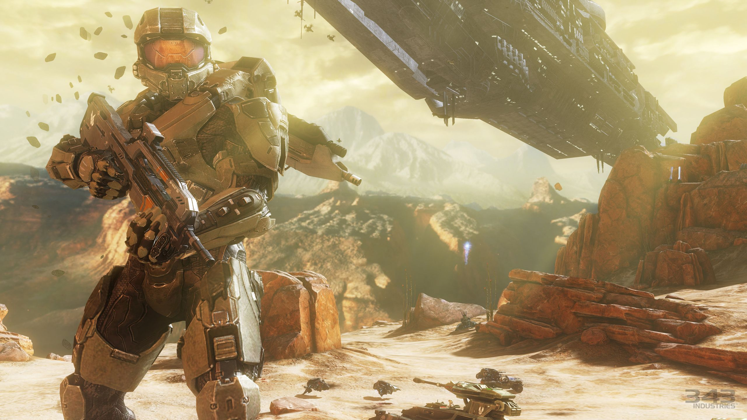 Halo 4 co op campaign Matchmaking
