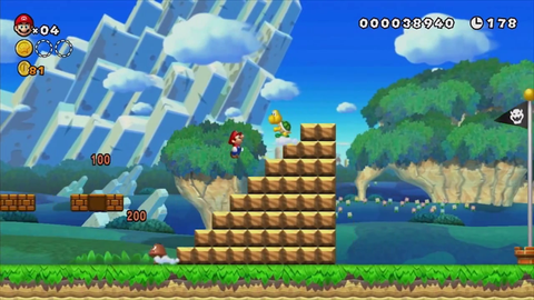 Super Mario Review Of Wii U Launch Game