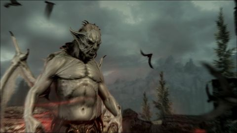 Skyrim Dawnguard for PS3, PC in question