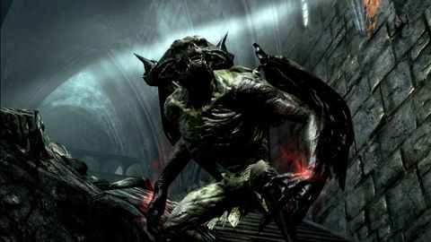 Skyrim' PS3 DLC dated for Europe