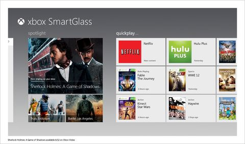 Xbox SmartGlass released on Android