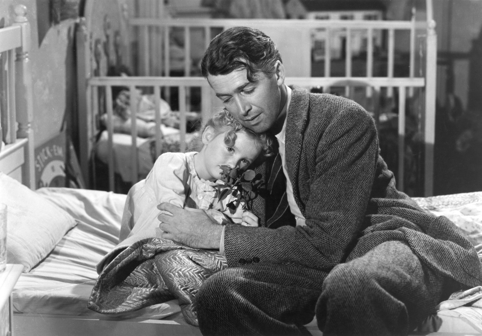 It's a Wonderful Life has a dark back-story that no one really mentions