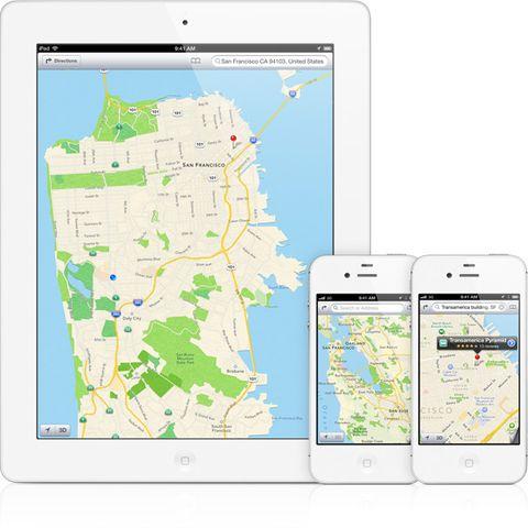 Apple improving Maps, says TomTom boss