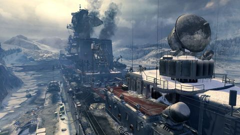 Modern Warfare 3 gets new maps this month