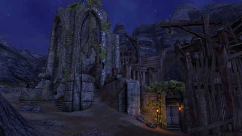 The Elder Scrolls Online' preview
