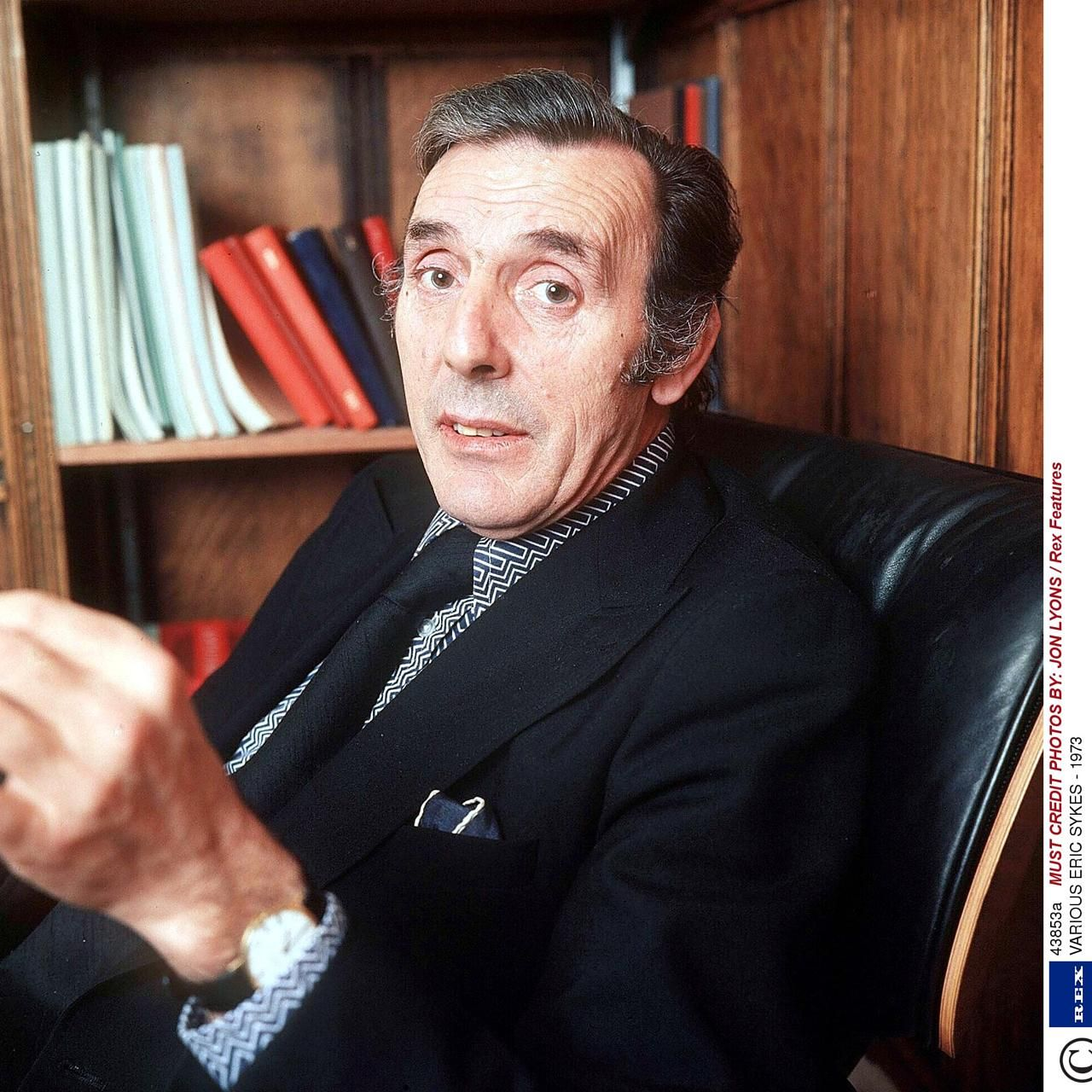 eric sykes movies and tv shows