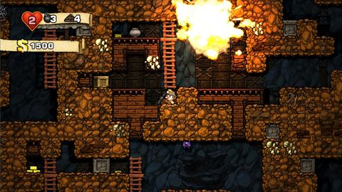 Spelunky', 'Limbo' coming to PS Vita