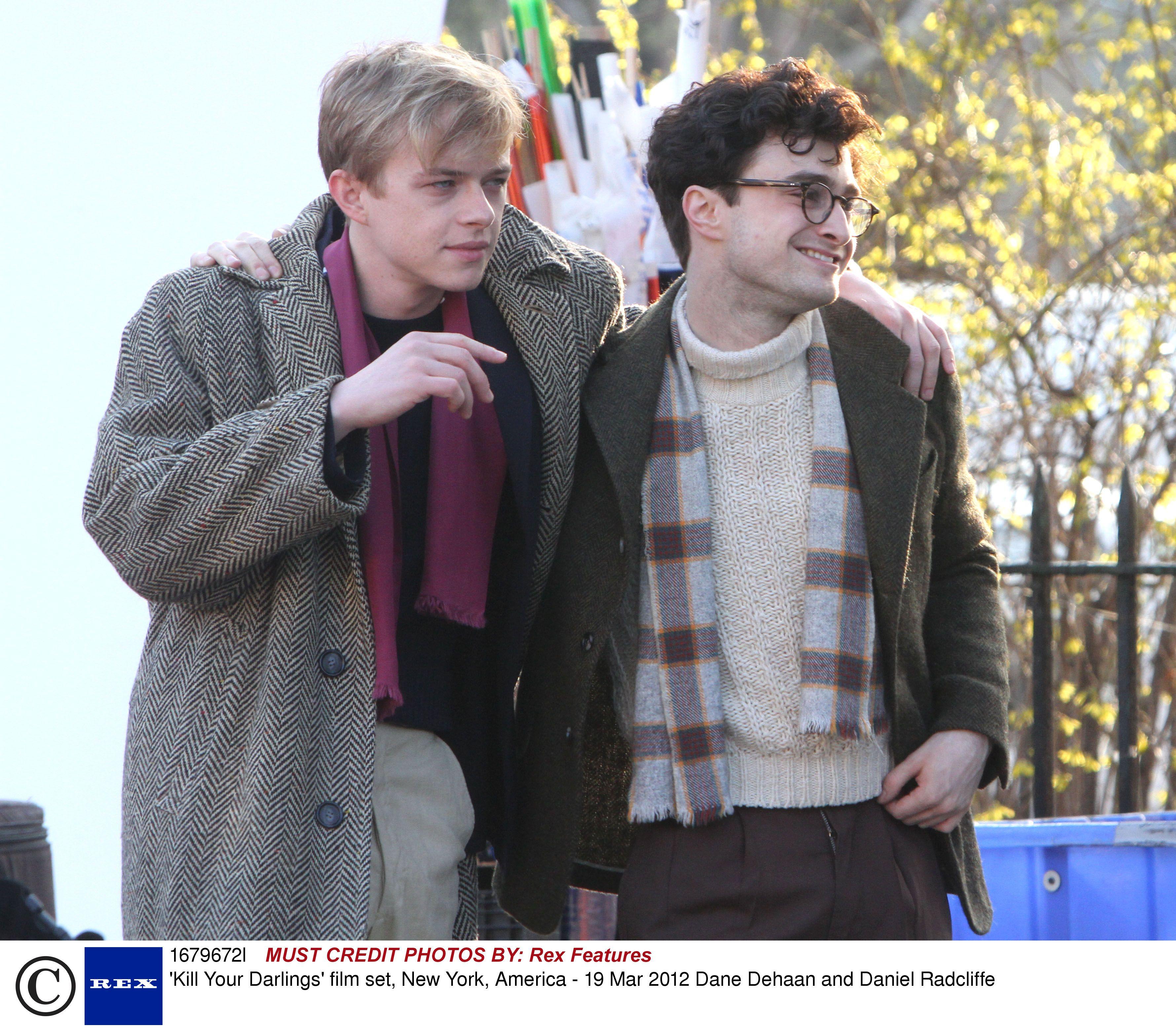 Daniel Radcliffe Gay Sex Scene