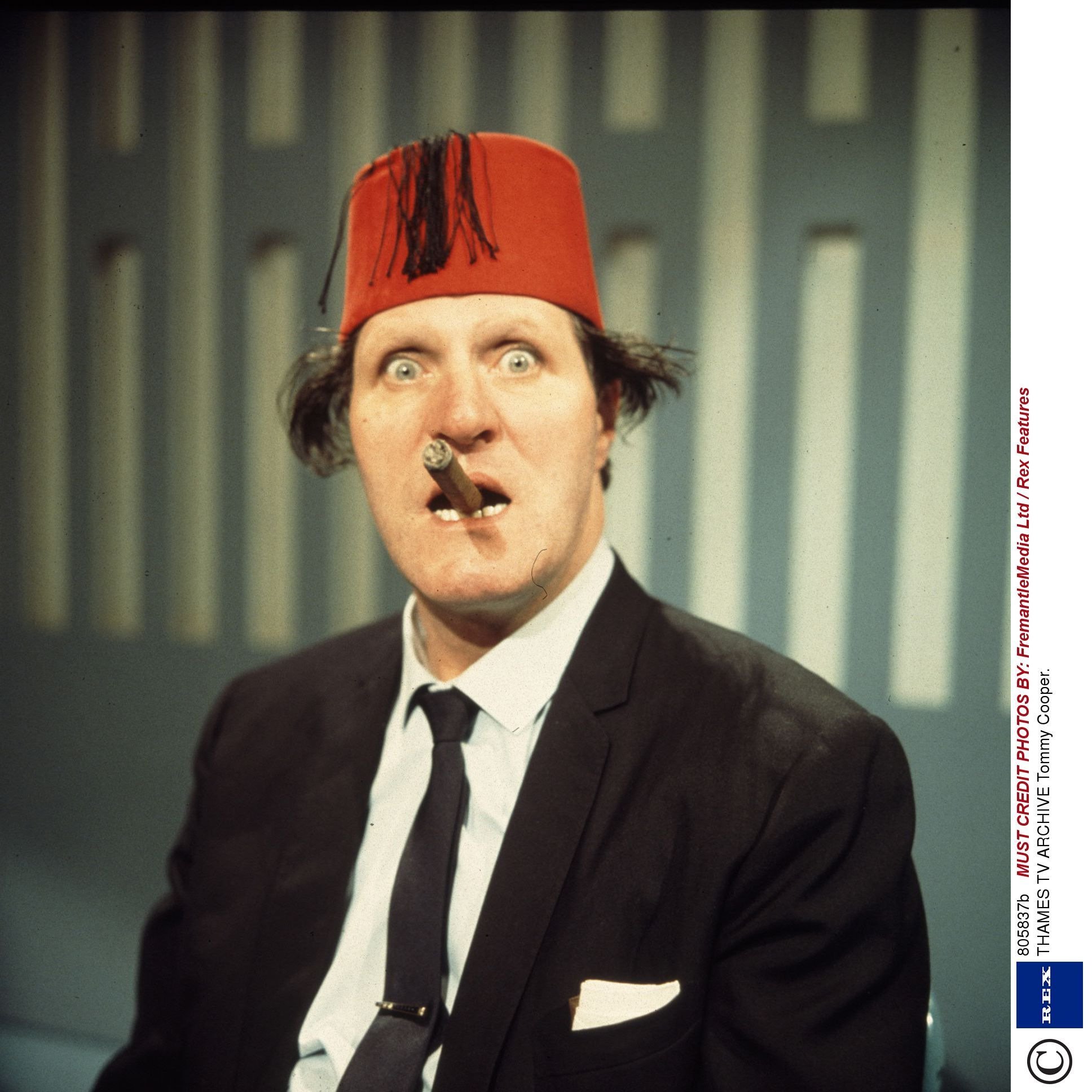 7385bf40137d9a 'Shameless' David Threlfall to play Tommy Cooper in one-off ITV drama