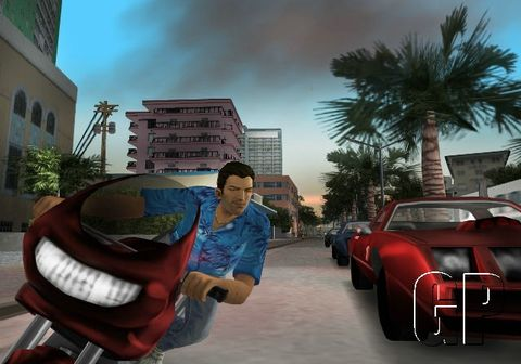 PSN update: Grand Theft Auto: Vice City