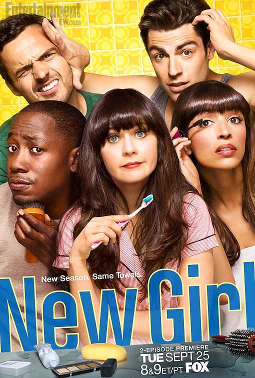 New Girl': Jess, Nick in new poster