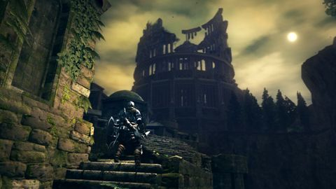 Why Dark Souls is the best 360, PS3 game