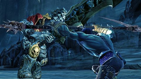 Darksiders 2' 'Argul's Tomb' DLC dated