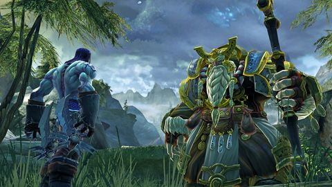 Darksiders 2' review (PS3)