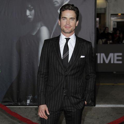 Coat, Dress shirt, Collar, Trousers, Shirt, Suit, Outerwear, Formal wear, Style, Suit trousers,