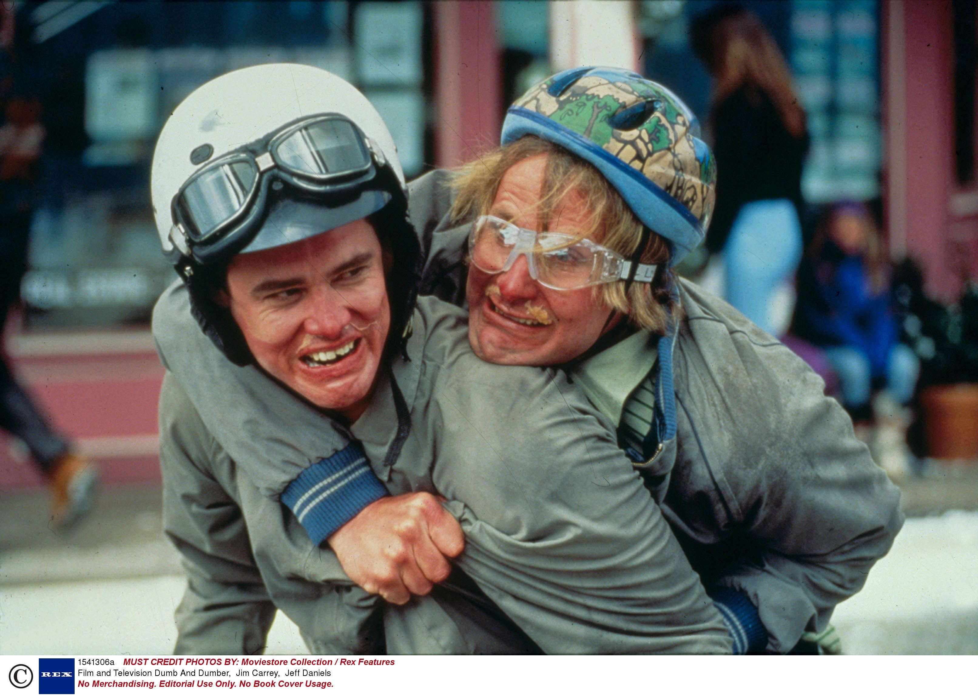Re-Viewed: Dumb and Dumber