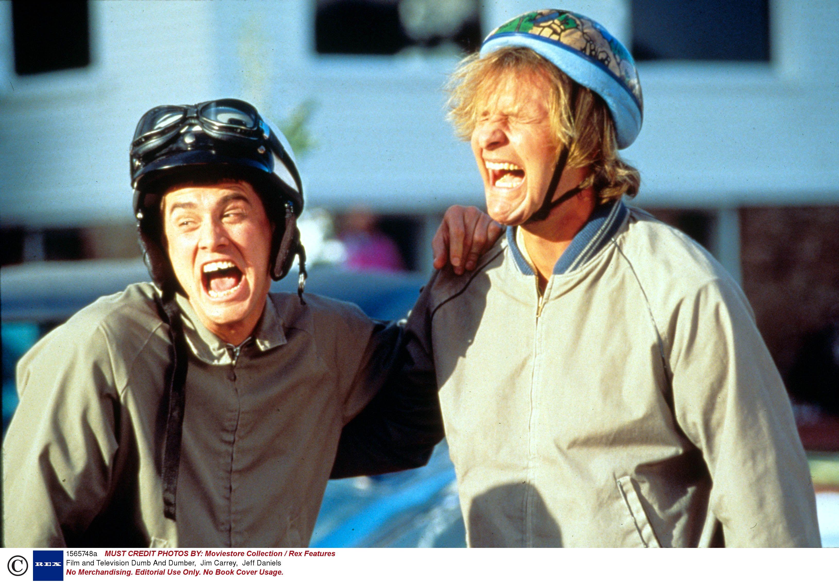 Dumb & Dumber To' to film in September