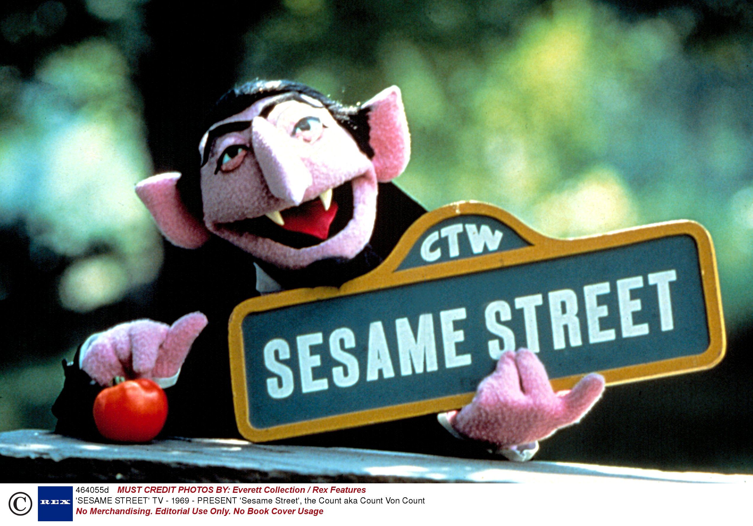 Voice Of Sesame Street S Count Dies