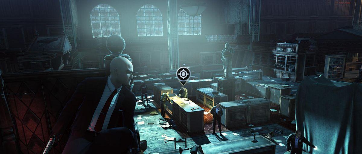 Hitman Absolution Adds Deus Ex Dlc