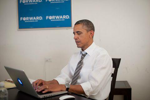 Barack Obama Q&A crashes Reddit servers