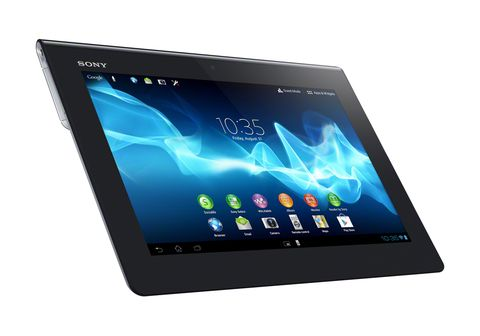Sony Xperia Tablet S to return to stores