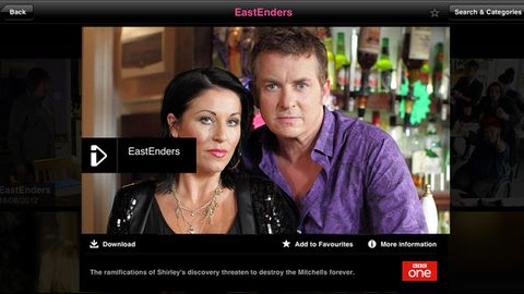 BBC iPlayer app adds mobile downloads